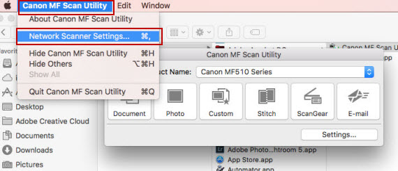 Canon Knowledge Base - Wireless Setup for the imageCLASS