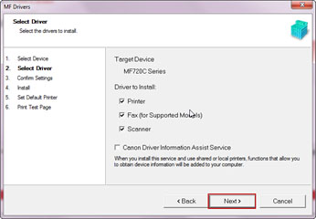 Canon Knowledge Base - Wireless Setup for the imageCLASS MF735Cdw