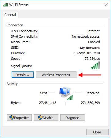 it 241 wireless network standards