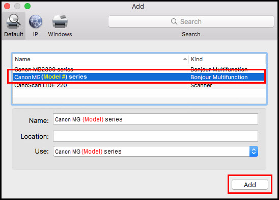 Canon Knowledge Base - Setting up the MG3020 or MG3022