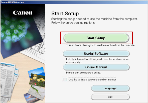 How To Connect Canon Mg3600 Printer To Wifi - slideshare