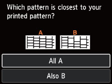Figure: Select All A or Also B
