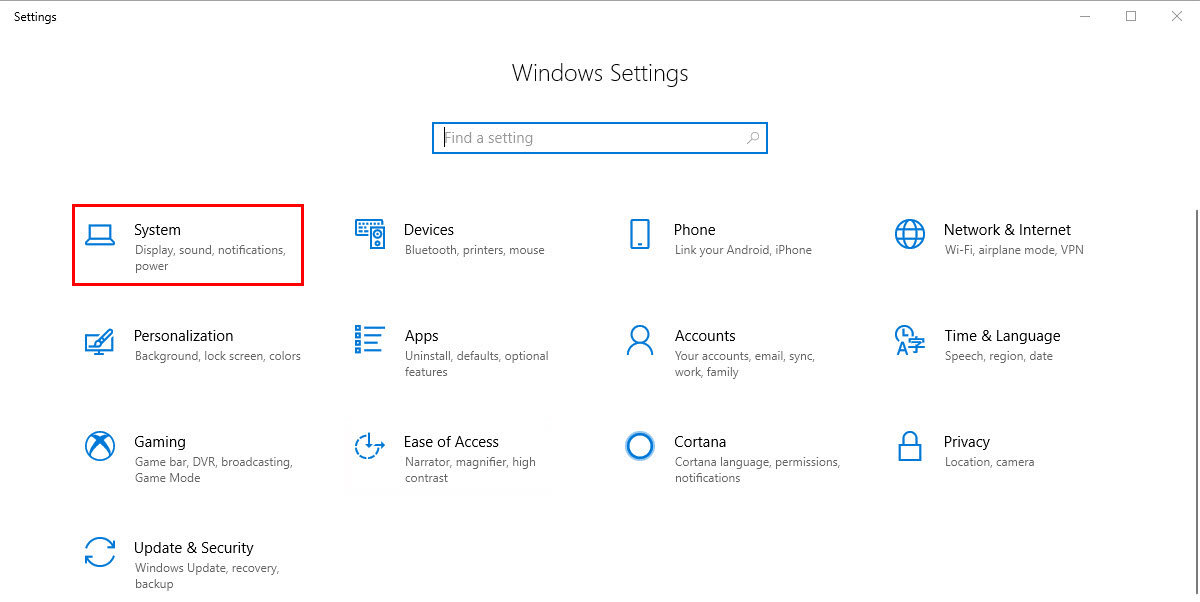 text windows too small