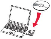 Canon knowledge base how to install the software from the setup cd