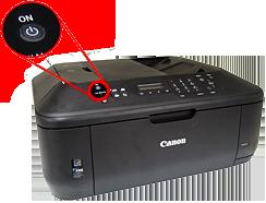 canon knowledge base 5010 error appears on mp600 rh support usa canon com