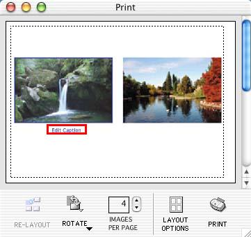 procedure on how to use a printer