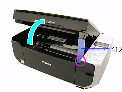 CANON MP210 SCANNING DRIVER PC