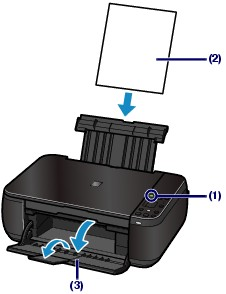 Canon Knowledge Base - Cleaning the Print Head - MP280