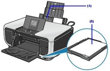 output tray