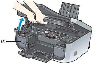 Canon Knowledge Base - Reseat / Install the print head and