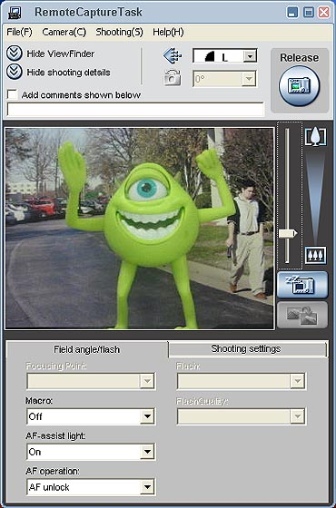 canon software  zoom browser