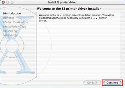 Canon Knowledge Base - Install the i70 / i80 printer driver using