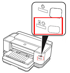 Canon Knowledge Base Press The Resume Cancel Button To Clear The