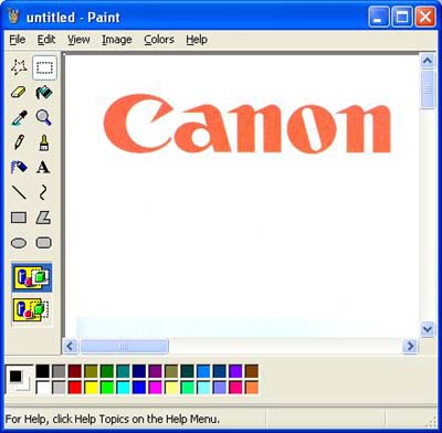 how to find scanned documents on canon image gaden