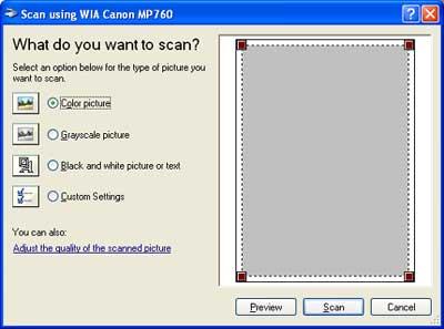 WIA CANON SCANNER WINDOWS 7 X64 DRIVER