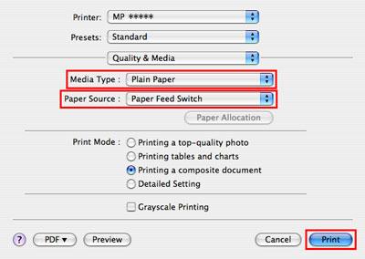 canon knowledge base use borderless printing mac os x mx870