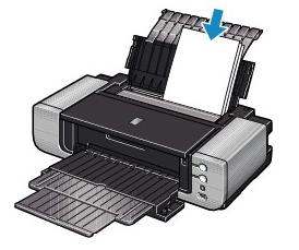 Canon Knowledge Base - Loading Paper Correctly - Pro9000 Mark II