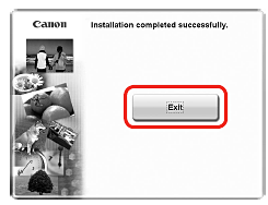 Canon Knowledge Base - Install the Software from the Setup