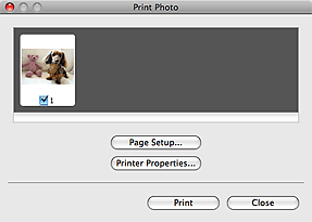 Canon Knowledge Base - Printing Images - MP Navigator EX