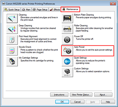 how to open printer properties as admin