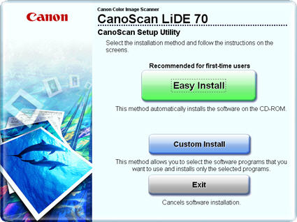 canon canoscan lide 70 software free download