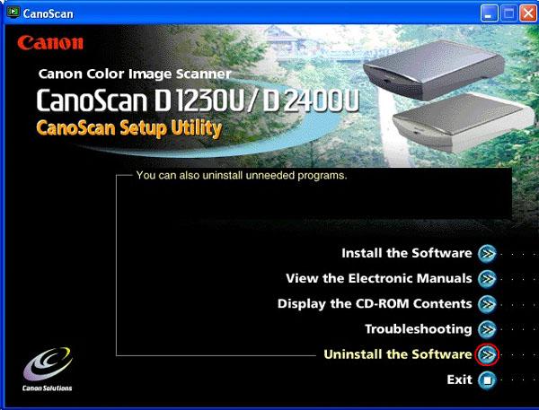 CANON CANOSCAN D2400UF SCANNER DRIVERS WINDOWS XP