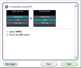 how to connect wps printer