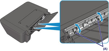 Canon : PIXMA Manuals : E470 series : Cleaning Paper Feed